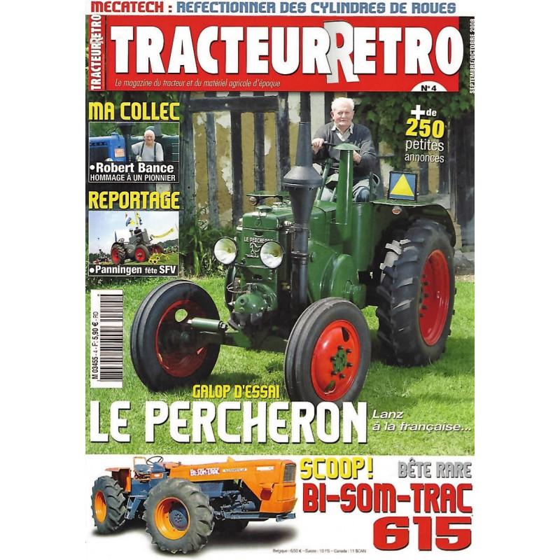 Tracteur Rétro n°4