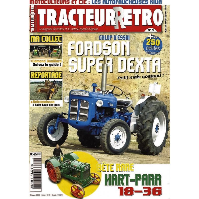 Tracteur Rétro n°5