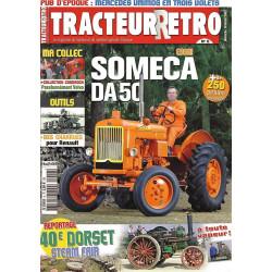 Tracteur Rétro n°6