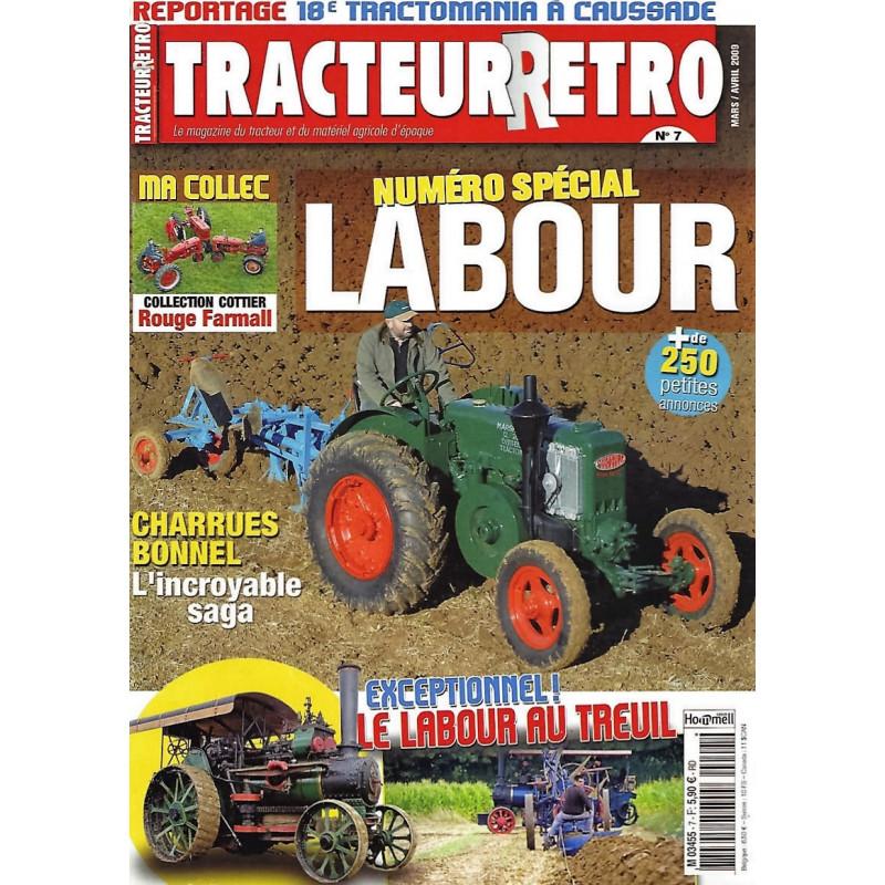 Tracteur Rétro n°7