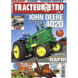 Tracteur Rétro n°8