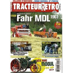 Tracteur Rétro n°9