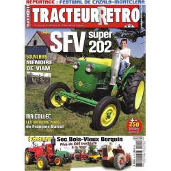 Tracteur Rétro n°11
