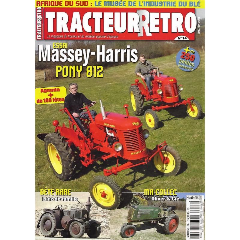 Tracteur Rétro n°14