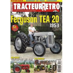 Tracteur Rétro n°16