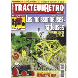 Tracteur Rétro n°17