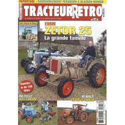 Tracteur Rétro n°20