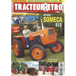 Tracteur Rétro n°21