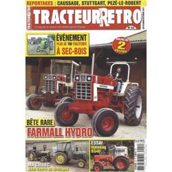 Tracteur Rétro n°22