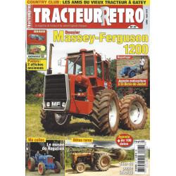 Tracteur Rétro n°27