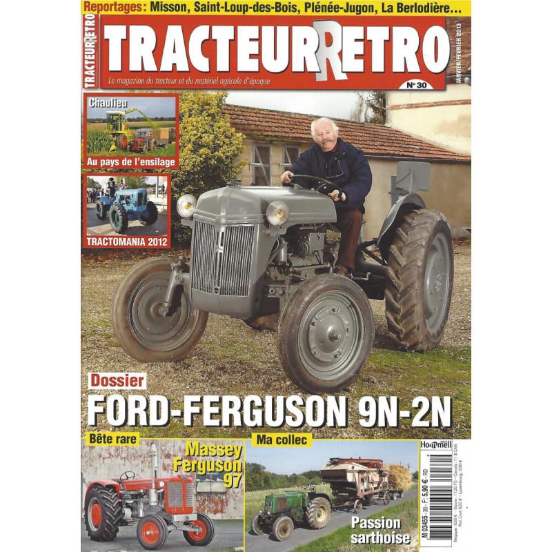 Tracteur Rétro n°30