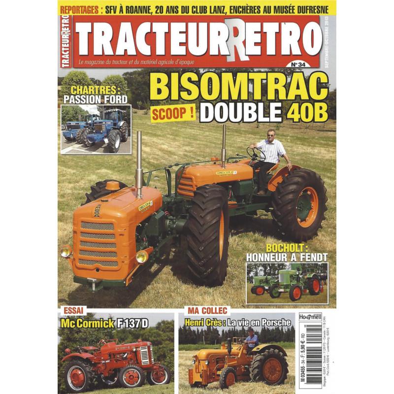 Tracteur Rétro n°34