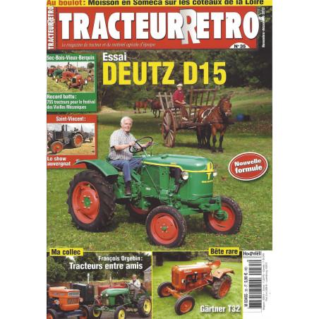 Tracteur Rétro n°35