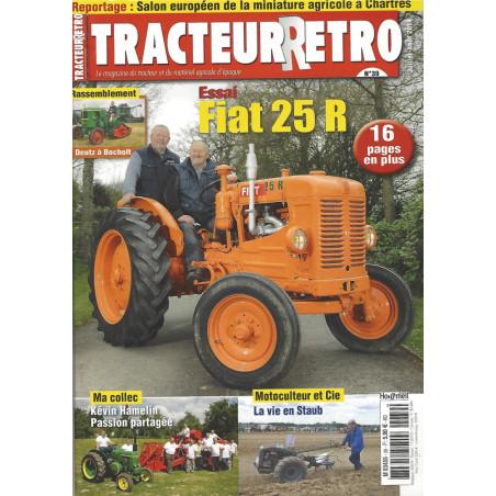 Tracteur Rétro n°39