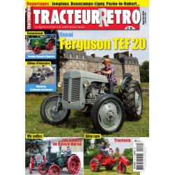 Tracteur Rétro n°46