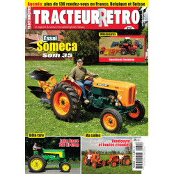 Tracteur Rétro n°51