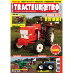 Tracteur Rétro n°54