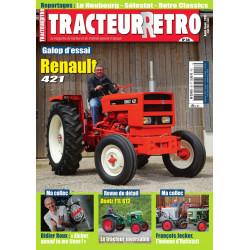 Tracteur Rétro n°58