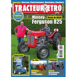 Tracteur Rétro n°60