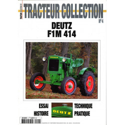 Tracteur Collection n°4