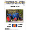 Tracteur Collection n°13