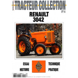 Tracteur Collection n°14