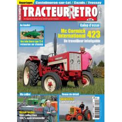 Tracteur Rétro n°63