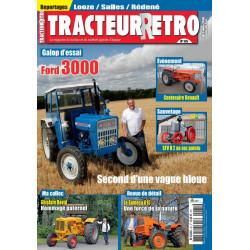 Tracteur Rétro n°65