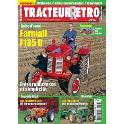 Tracteur Rétro n°67