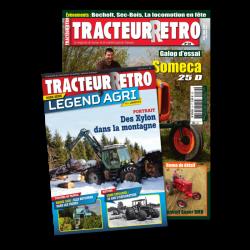 Tracteur Rétro & Légend'Agri