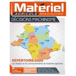Décisions Machinisme n°28
